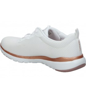 Sandalias casual de señora porronet 2729 color plata