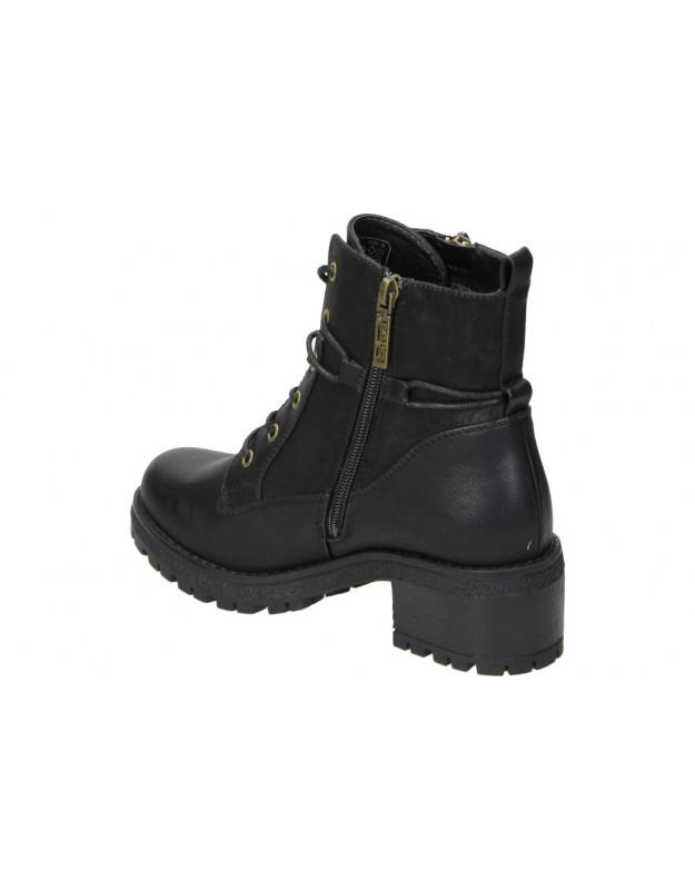 Sandalias para señora porronet 2709 negro