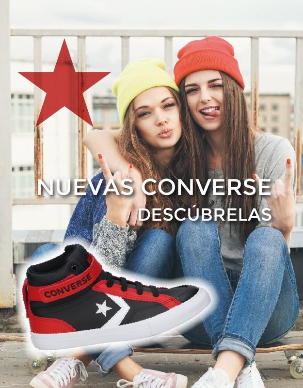 Converse Mujer